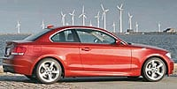 BMW one series coupe