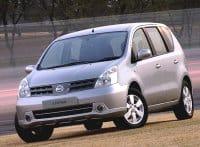 Nissan Livina Hatch