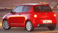 Suzuki Swift Sport photo